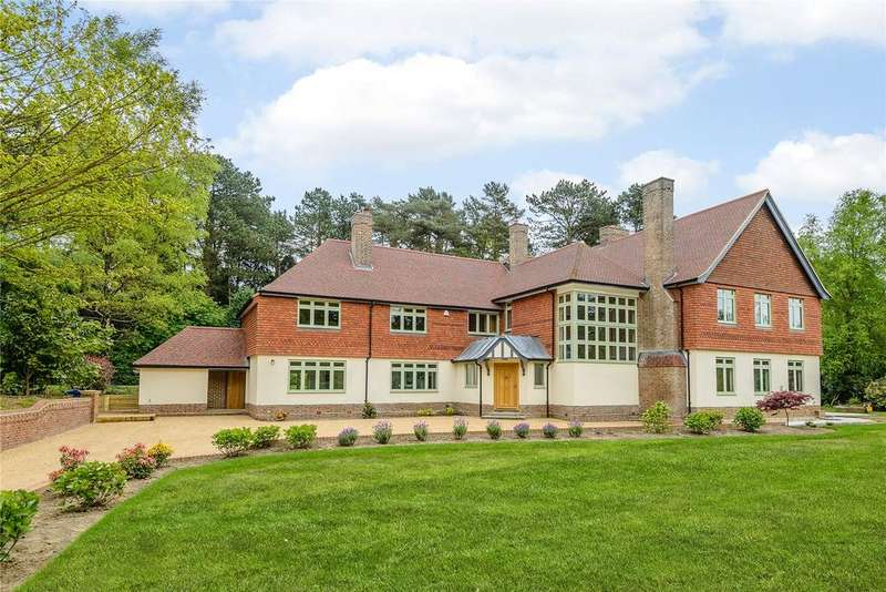 7 Bedrooms Detached House for sale in Hindhead Road, Hindhead, Surrey, GU26
