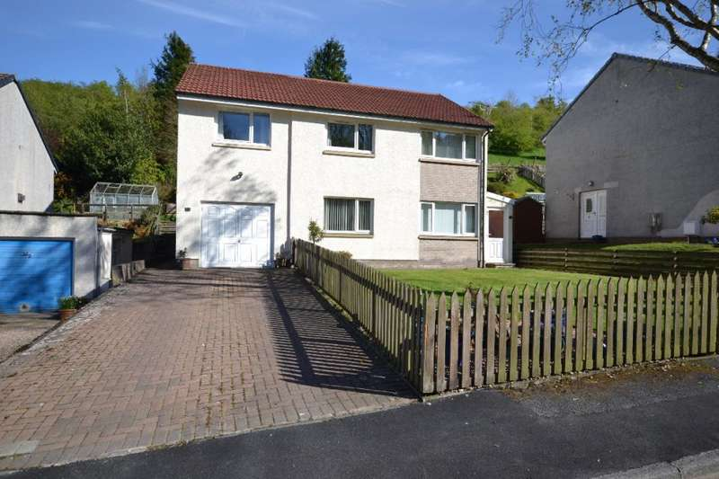 4 Bedrooms Detached House for sale in 35, Marmion Road Hawick , TD9 9PE