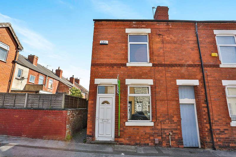 2 Bedrooms Property for sale in Glebe Street, Hucknall, Nottingham, NG15