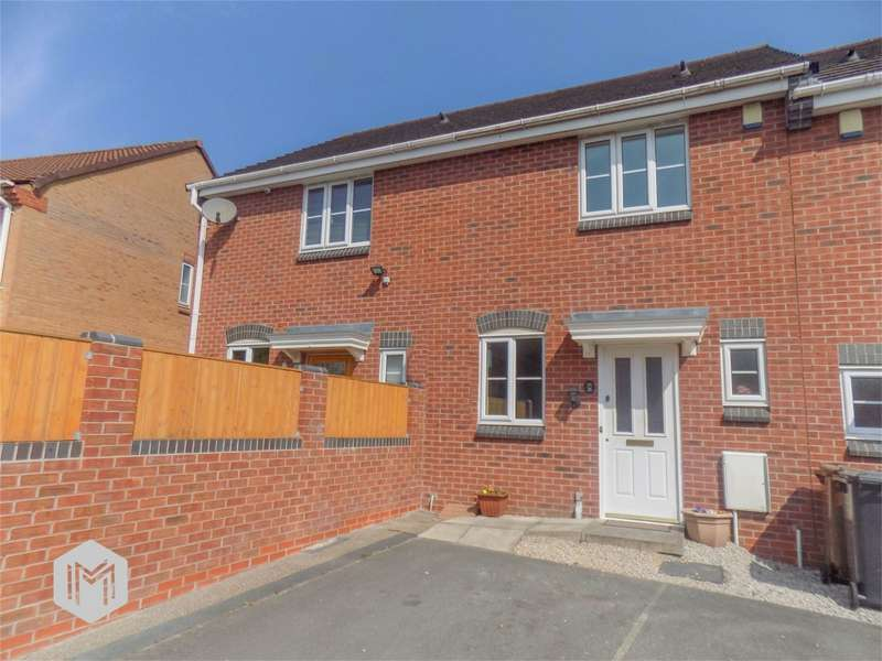 2 Bedrooms Terraced House for sale in Crossfield Drive, Hindley Green, Wigan, Lancashire