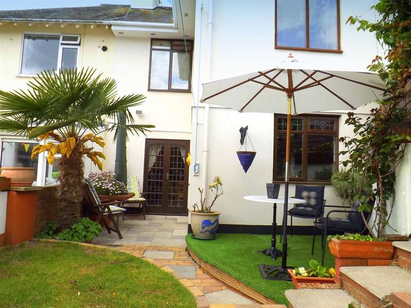 3 Bedrooms Semi Detached House for sale in Lopes Road, Milehouse, Plymouth