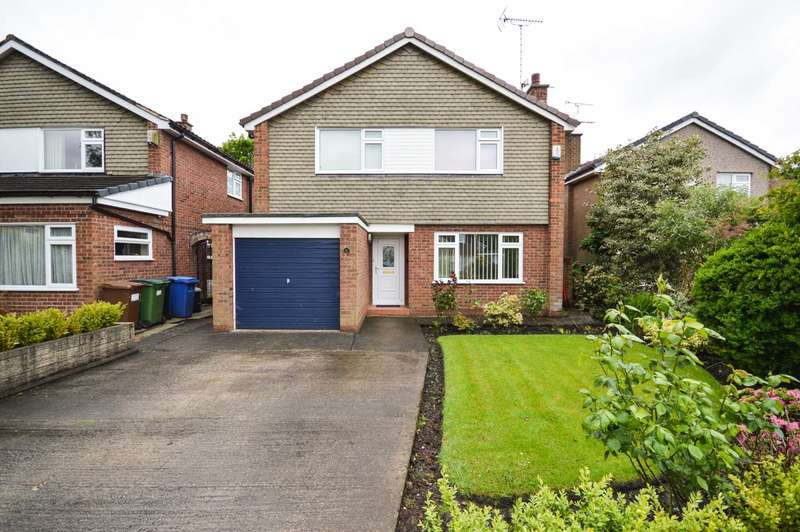 4 Bedrooms Detached House for sale in Dickens Close, Cheadle Hulme