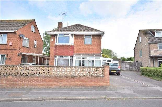 3 Bedrooms Detached House for sale in Teddington Gardens, GLOUCESTER, GL4 6RJ