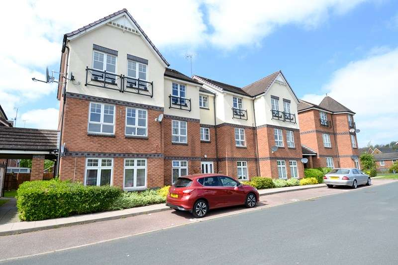 2 Bedrooms Flat for sale in Westwood Drive, Rubery, Birmingham