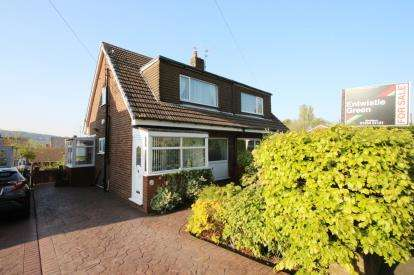 3 Bedrooms Semi Detached House for sale in Brothers Street, Blackburn, Lancashire, BB2