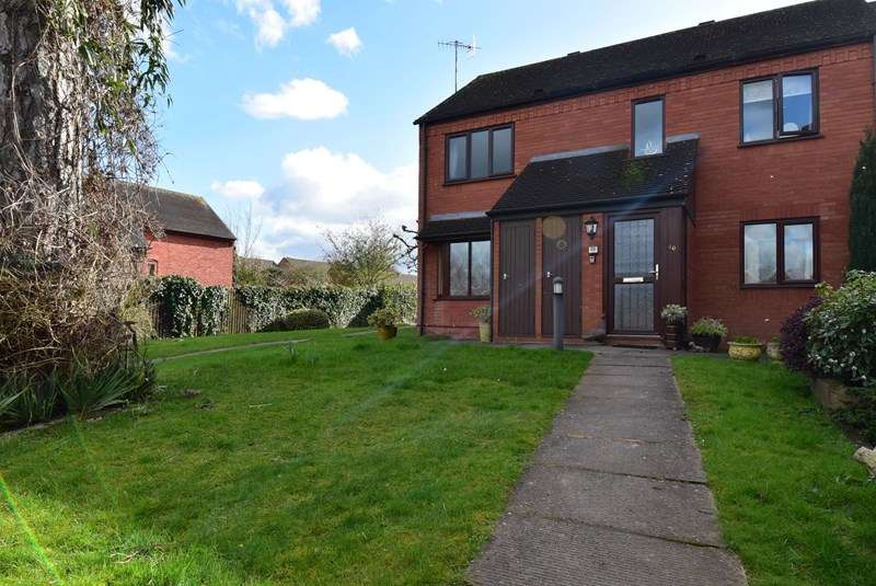 2 Bedrooms Retirement Property for sale in St. Georges Crescent, Droitwich