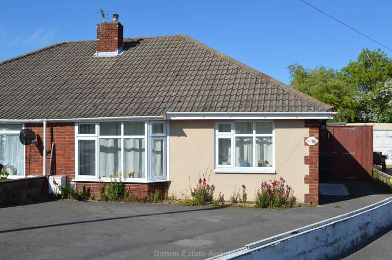 2 Bedrooms Semi Detached Bungalow for sale in Bridgemary Road, Bridgemary