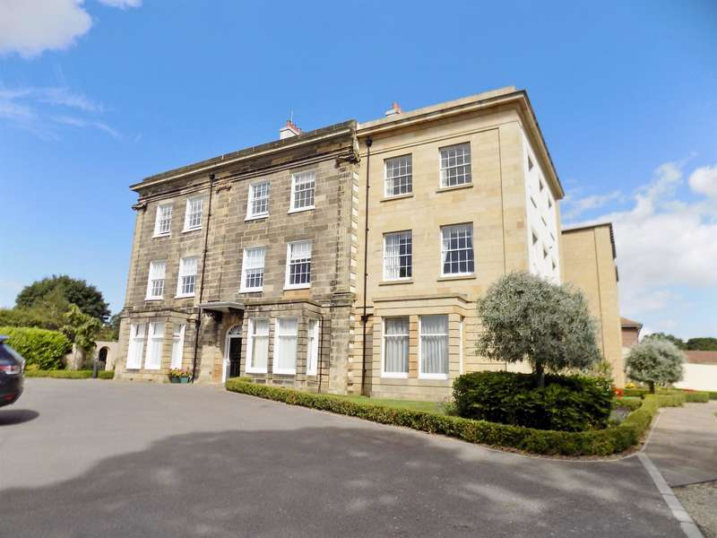 2 Bedrooms Apartment Flat for sale in Carricks Corner, West End, Stokesley, TS9 5FG