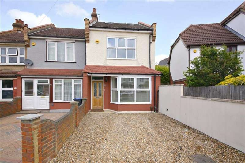 4 Bedrooms Property for sale in Barrowell Green, Winchmore Hill, London