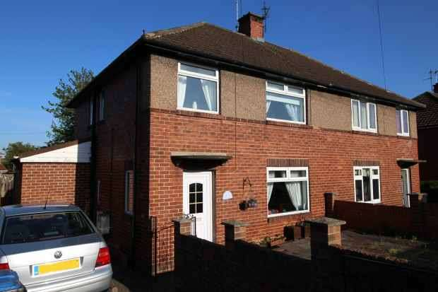 3 Bedrooms Semi Detached House for sale in Scott Road, Bishop Auckland, Durham, DL14 6PU