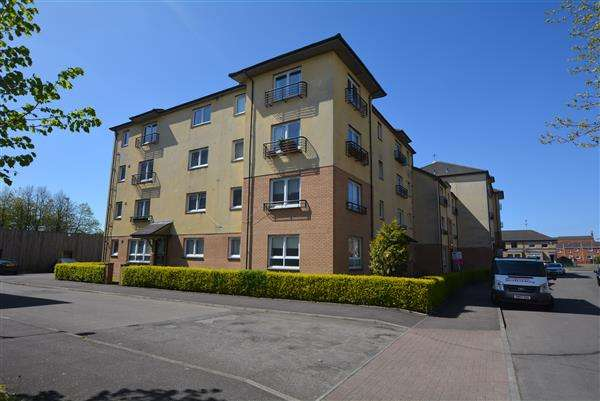 2 Bedrooms Flat for sale in Comelypark Street, G31