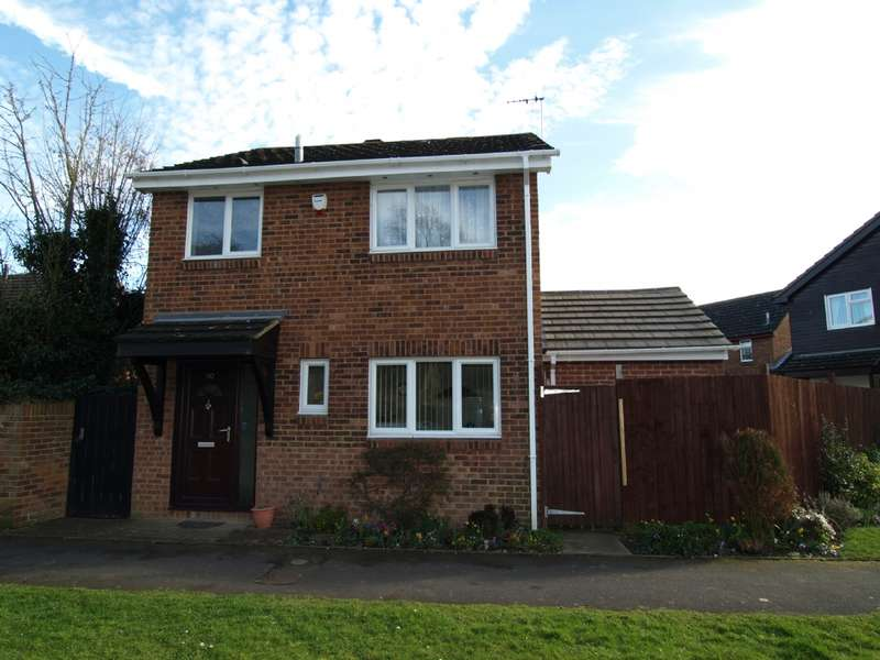 3 Bedrooms Detached House for sale in Priory Street, Newport Pagnell, Buckinghamshire