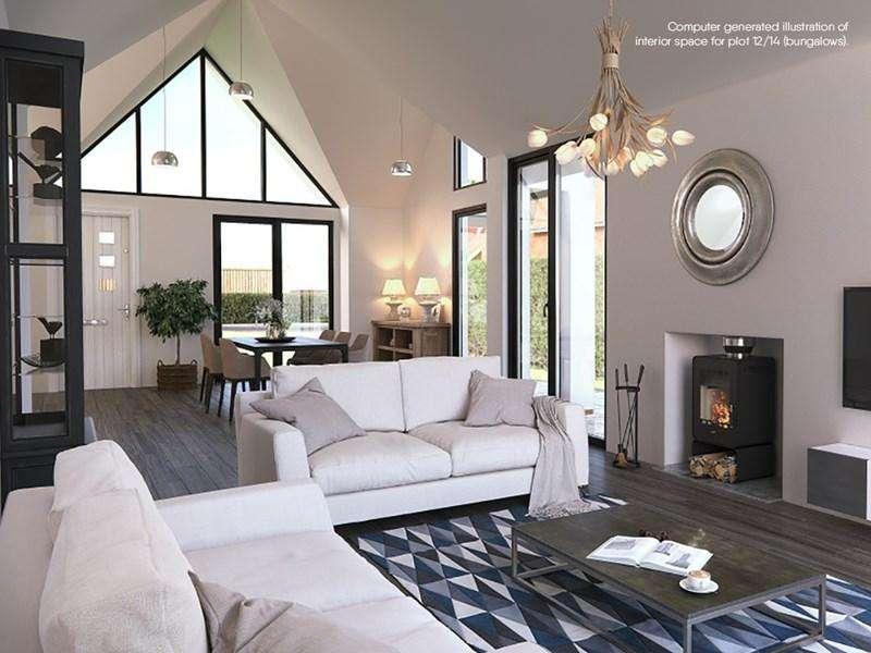 3 Bedrooms Bungalow for sale in Highfield Drive, Hurstpierpoint, Hassocks