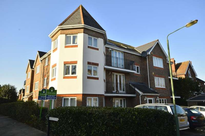 2 Bedrooms Flat for sale in Worcester Road, Sutton, SM2