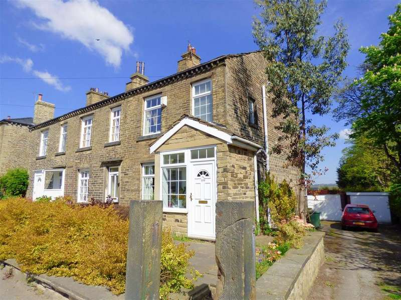 2 Bedrooms Terraced House for sale in Whitcliffe Road, Cleckheaton