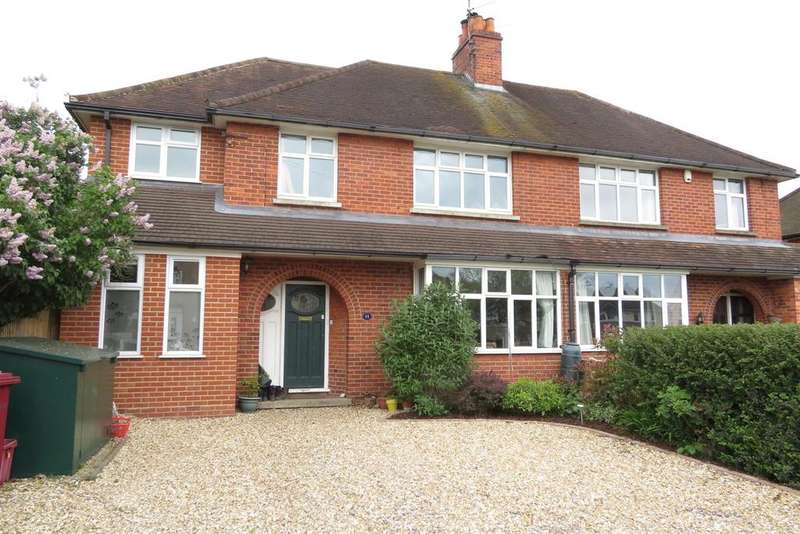 4 Bedrooms Semi Detached House for sale in Southcote Farm Lane, Reading