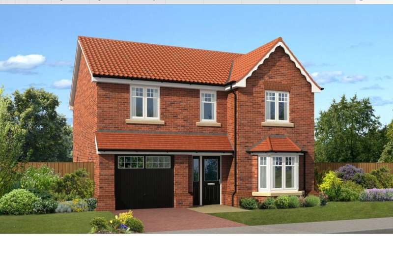 4 Bedrooms Detached House for sale in Old Hall Drive, Retford, DN22