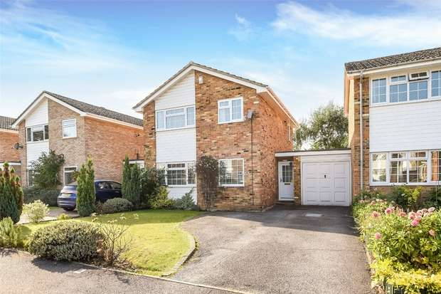3 Bedrooms Link Detached House for sale in McCarthy Way, FINCHAMPSTEAD, Berkshire