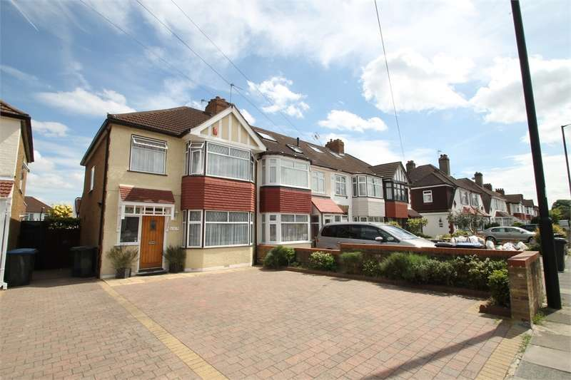 3 Bedrooms End Of Terrace House for sale in Firs Lane, N13