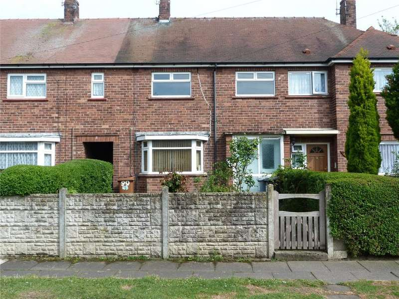 3 Bedrooms Terraced House for sale in Prunus Road, Crewe, Cheshire, CW1