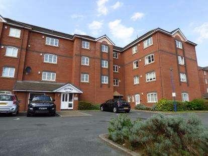 1 Bedroom Flat for sale in Britannia Drive, Ashton-On-Ribble, Preston, Lancashire