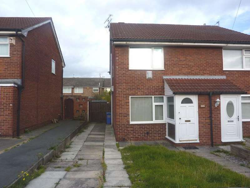2 Bedrooms Semi Detached House for sale in Amanda Road, Fazakerley, Liverpool, L10
