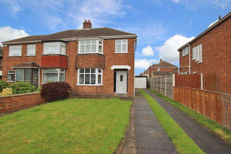 3 Bedrooms Semi Detached House for sale in CARR LANE, GRIMSBY