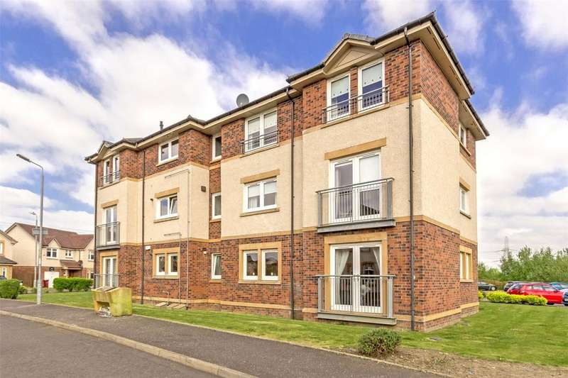 2 Bedrooms Flat for sale in 2 Westfarm Court, Cambuslang, Glasgow, G72