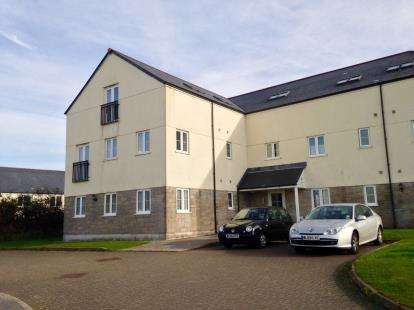 2 Bedrooms Flat for sale in Roche, St. Austell, Cornwall