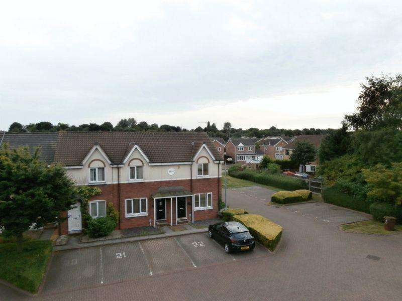2 Bedrooms Apartment Flat for sale in Lealholme Court, Hull,
