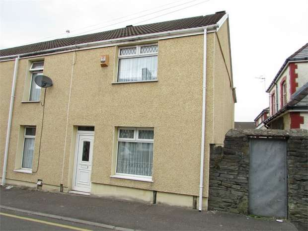 3 Bedrooms End Of Terrace House for sale in Exchange Road, Melyn, Neath, West Glamorgan