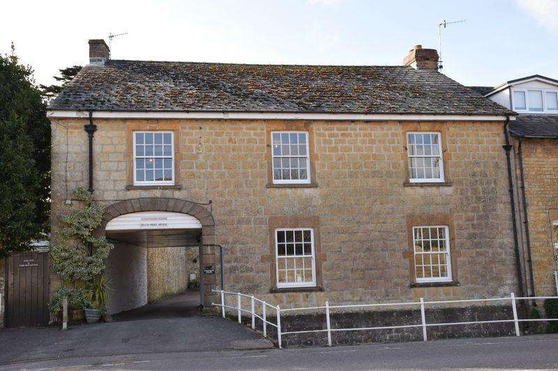 5 Bedrooms Semi Detached House for sale in KINGFISHER HOUSE, BEAMINSTER