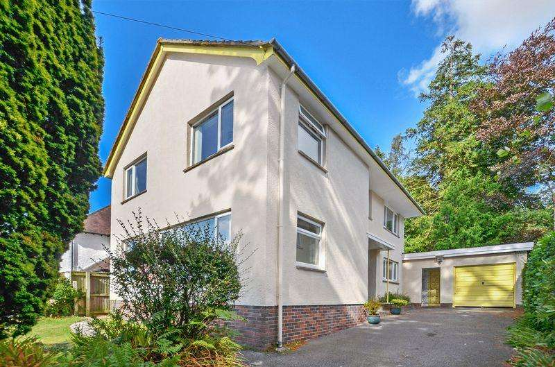 4 Bedrooms Detached House for sale in Milber