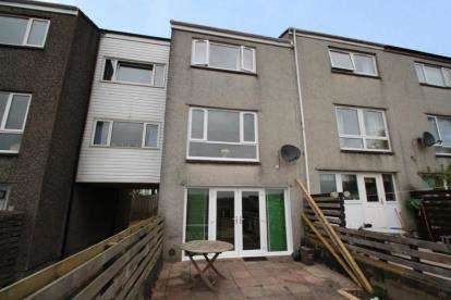 5 Bedrooms Terraced House for sale in Marmion Road, Cumbernauld