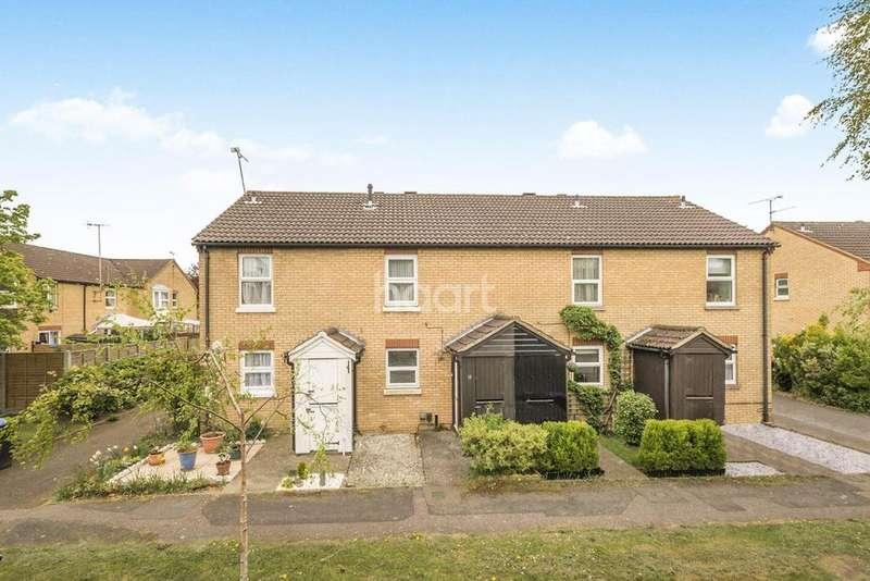 2 Bedrooms Terraced House for sale in Bassingburn Walk