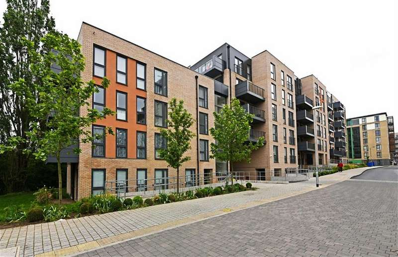 2 Bedrooms Property for sale in Charcot Road, Colindale, London