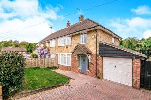 3 Bedrooms Semi Detached House for sale in Hardwick Road, Redhill, Surrey