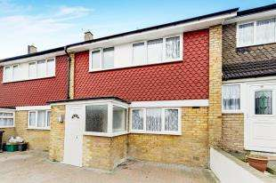 3 Bedrooms Terraced House for sale in Bracken Avenue, Shirley, Croydon, Surrey