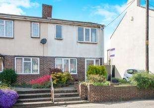 2 Bedrooms End Of Terrace House for sale in Church Street, Cliffe, Rochester, Kent
