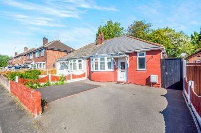 2 Bedrooms Bungalow for sale in Cedar Road, Willenhall, West Midlands
