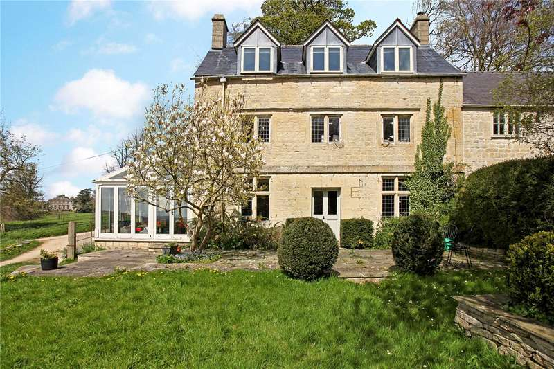 4 Bedrooms Semi Detached House for sale in Butt Green, Painswick, Stroud, Gloucestershire, GL6