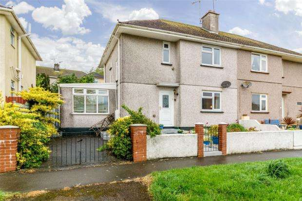 3 Bedrooms Semi Detached House for sale in Marine Drive, Torpoint, Cornwall