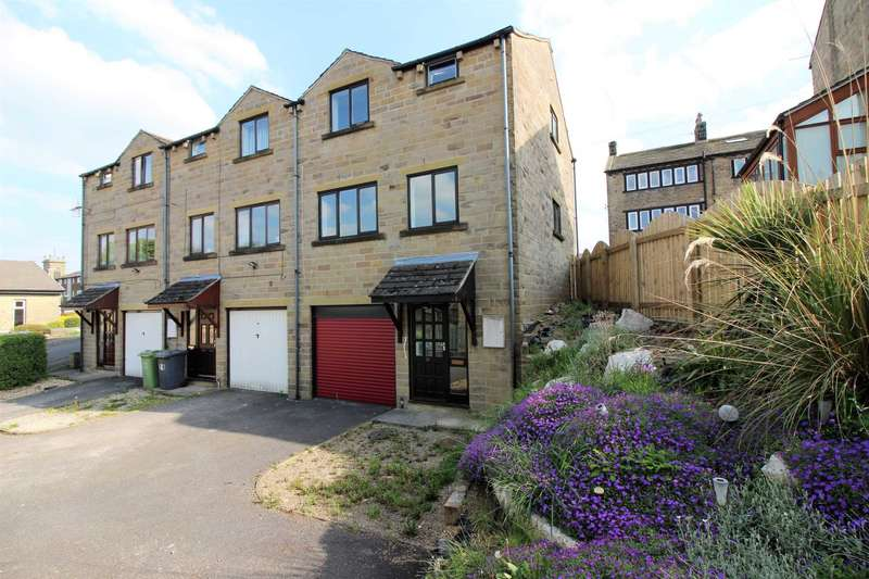 3 Bedrooms End Of Terrace House for sale in Mill Moor Road, Meltham