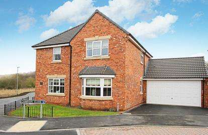 3 Bedrooms Detached House for sale in Spindle Drive, Wingerworth, Chesterfield, Derbyshire