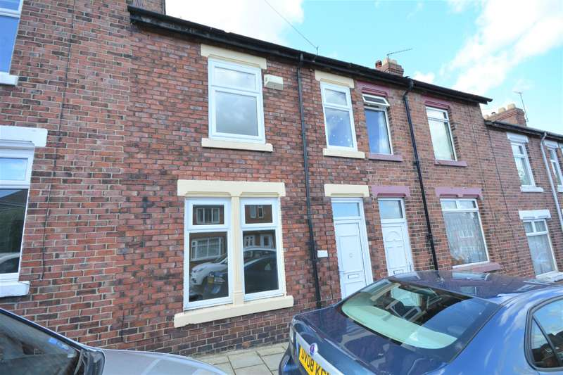 3 Bedrooms Terraced House for sale in Thickley Terrace, Shildon, DL4 2LJ