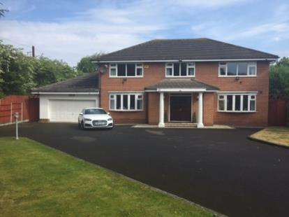 4 Bedrooms Detached House for sale in Moss Side, Formby, Merseyside, England, L37