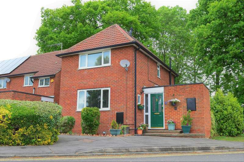 2 Bedrooms End Of Terrace House for sale in Hill Road, Arborfield, Reading, RG2 9LP