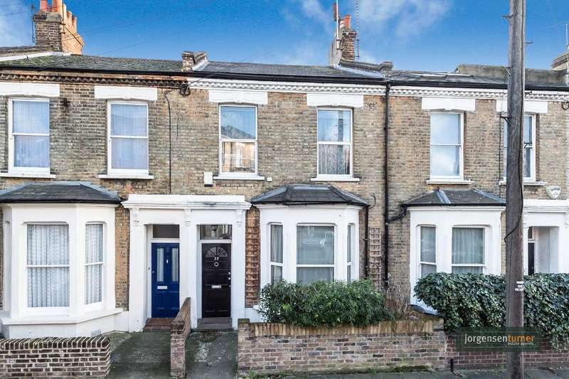 3 Bedrooms House for sale in Sterne Street, Shepherds Bush, London, W12 8AD