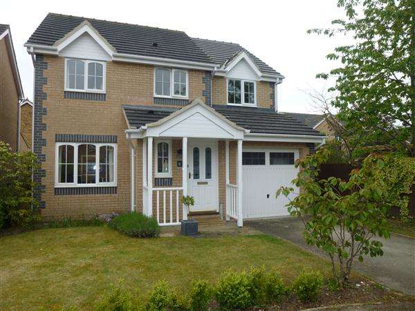 4 Bedrooms Detached House for sale in Goodwood Grove, Dringhouses, York