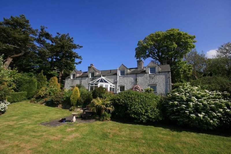 4 Bedrooms Detached House for sale in Tan y Ffordd Cottage, Llanfairfechan, LL33 0EB